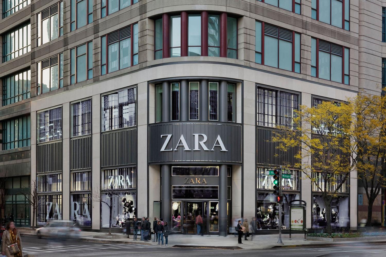 inditex l empire du milieu de gamme zara the retail news. Black Bedroom Furniture Sets. Home Design Ideas